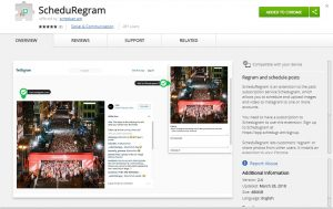 How to engage your Instagram followers using Schedugram's regram