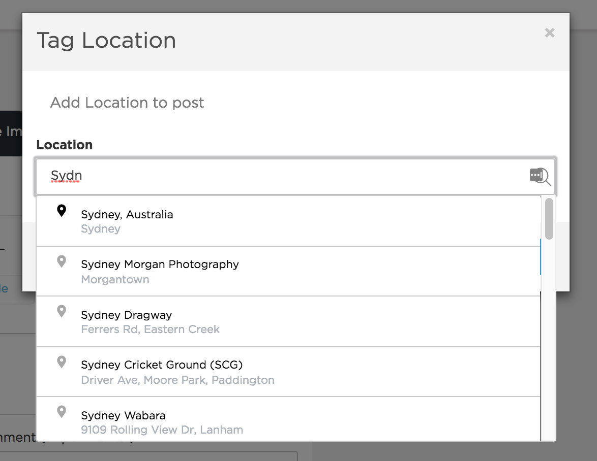 How To Tag Instagram Locations, Users, Products - Sked Social