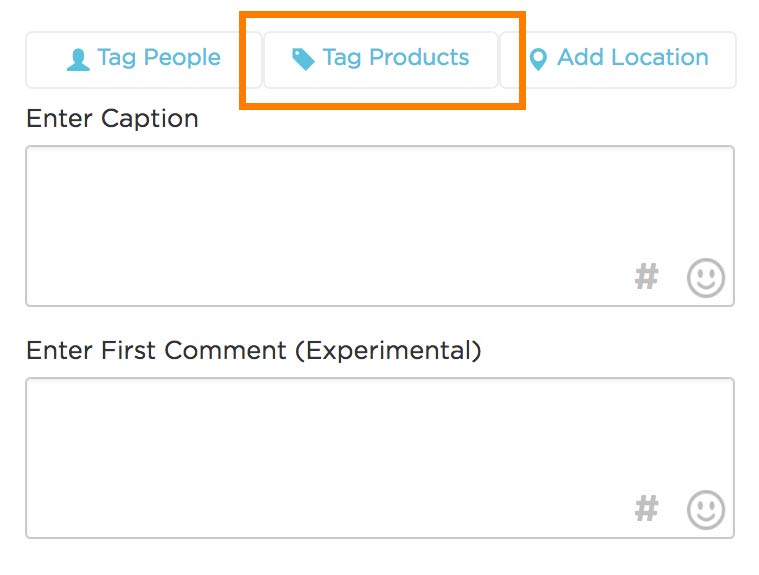Product Tagging - Sked Social