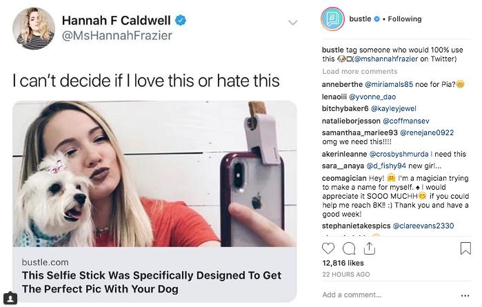 instagram-best-practices-bustle-example