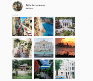 Instagram Strategy: Airbnb Experiences