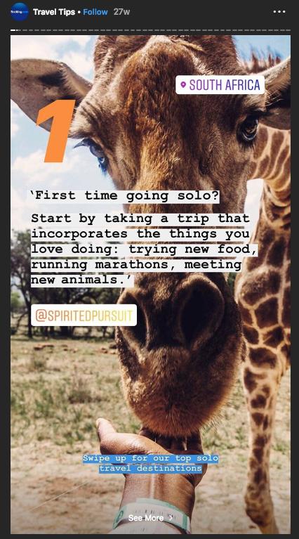 Creative Instagram Stories - Sked Social