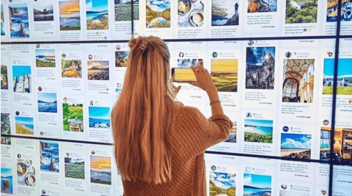 Travel Brands on Instagram - Tourism Scotland - Sked Social