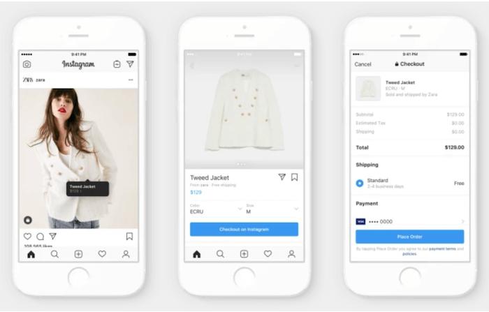 Social Media News - Instagram Shopping - Sked Social