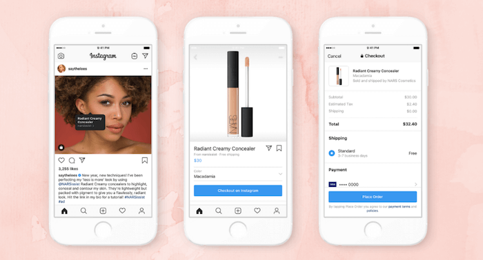 Shoppable Influencer Posts - Sked Social