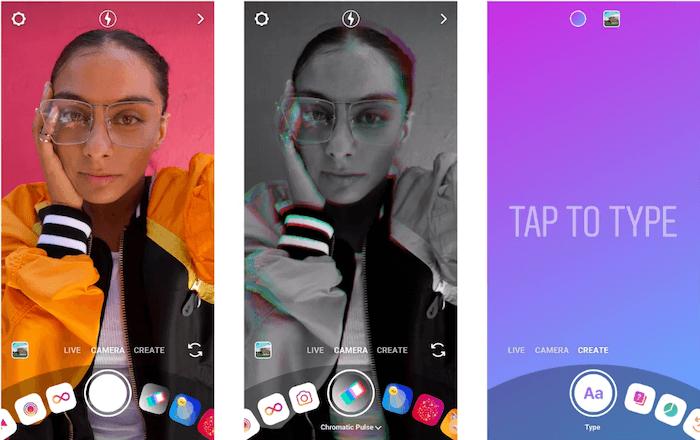 Shoppable Influencer Posts - Instagram Camera - Sked Social