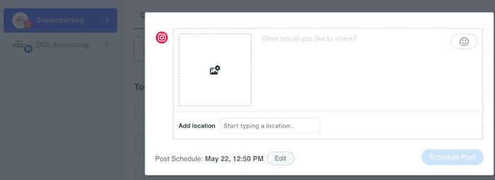 Top social media scheduling tools - Buffer - Sked Social