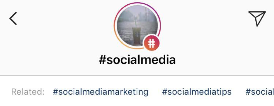 SocialMedia-Hashtag instagram growth hacking strategies