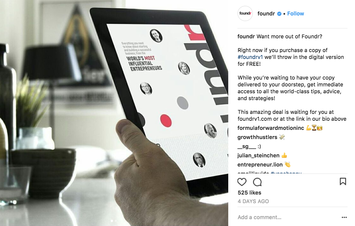 How To Add Links On Instagram - Foundr - Sked Social