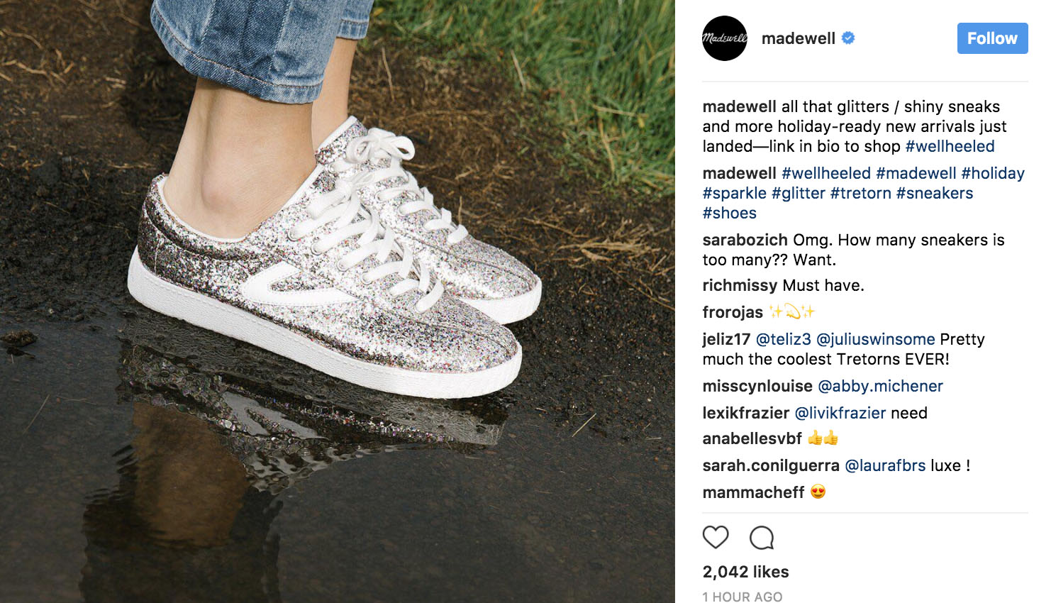 madewell.jpg great instagram captions