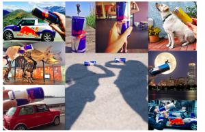 Red Bull viral social media