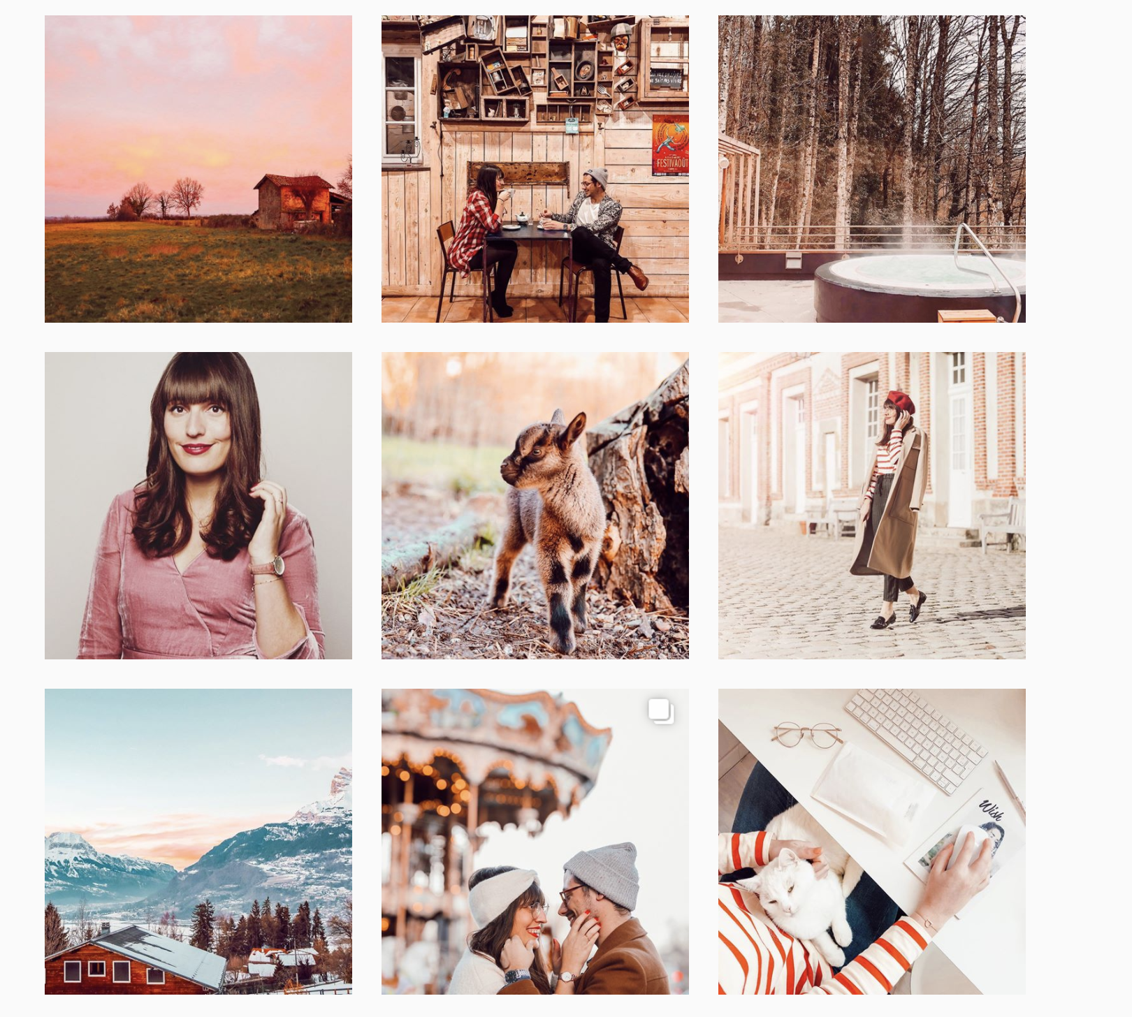 Instagram Feed Ideas: Ellesen Parlent - Schedugram