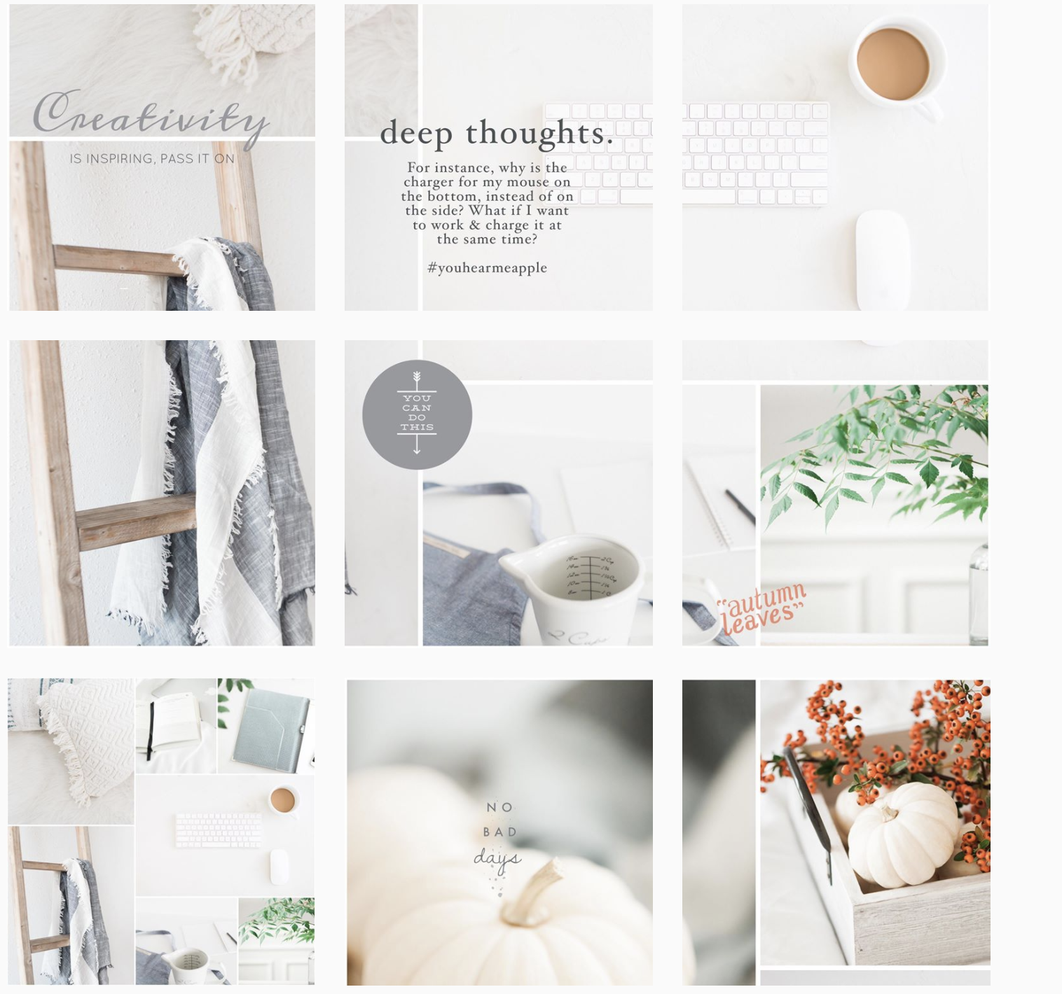 5cb56a069ca1 9 Brilliant Instagram Feed Ideas That Can Make Your Profile Standout ...