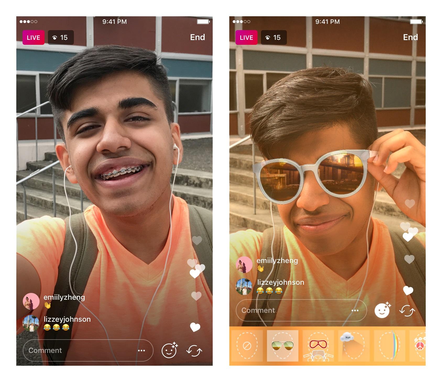 Instagram Live - Sked Social