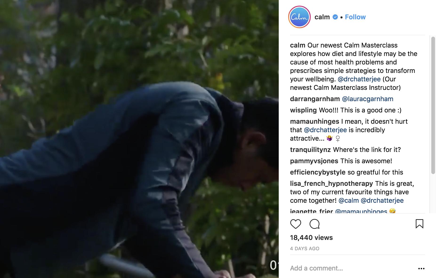 calm-instagram-marketing-strategy
